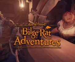 Sea of Thieves Bilge Rat Adventures: Cursed Crews Now Available