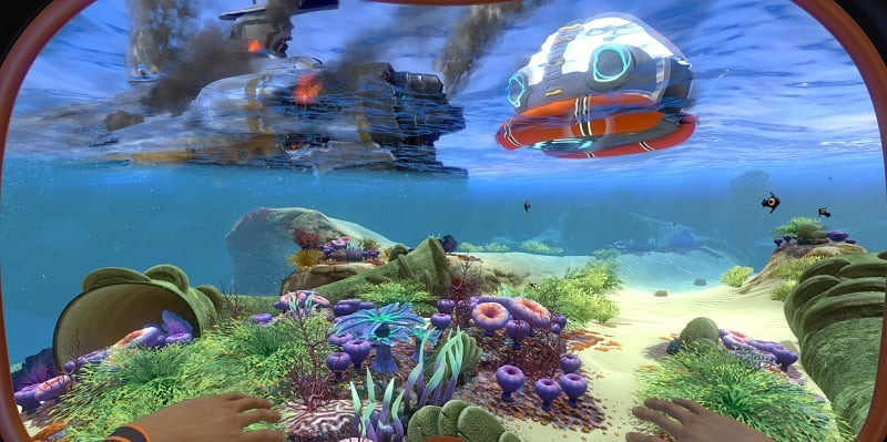 how to fix subnautica lag kill ping