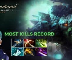 SumaiL Sets Record For Most Kills Ever In One Game At The International