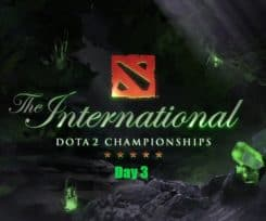 TI8 Group Stage Day 3 Highlights: Liquid, EG And VGJ.S First To Qualify
