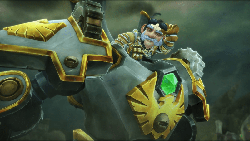 World of Warcraft Patch 8 1 5 PTR