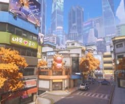 Overwatch's Moving Terrain Map Busan Is Now Live