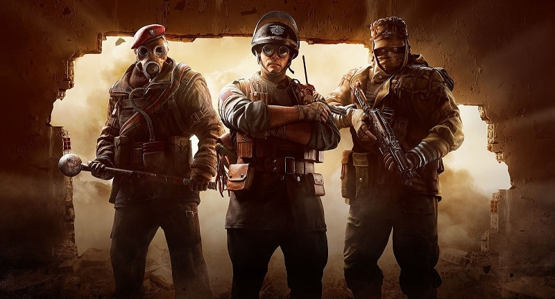 Complete List of Rainbow Six Siege Elite Skins And