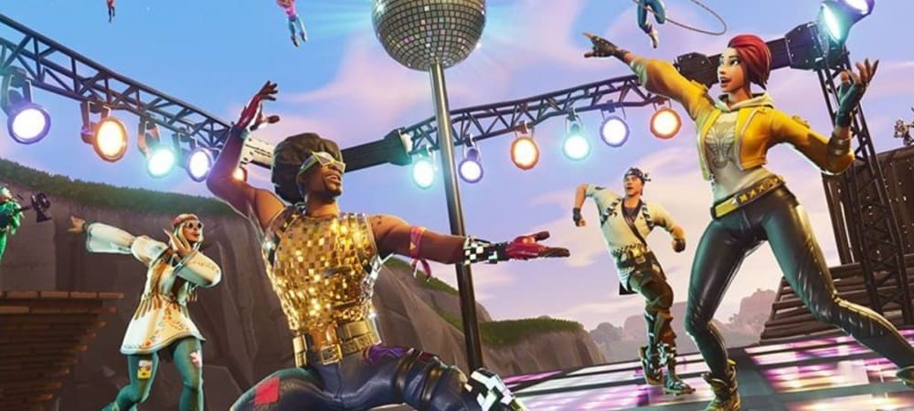 Fortnite To Release Disco Domination Game Mode Kill Ping