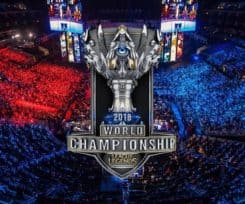 LoL Worlds 2018 Grand Finals: Fnatic vs. Invictus Gaming