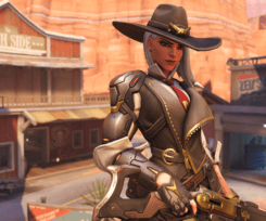 Overwatch's Ashe Now Available On PTR: New Skins Revealed
