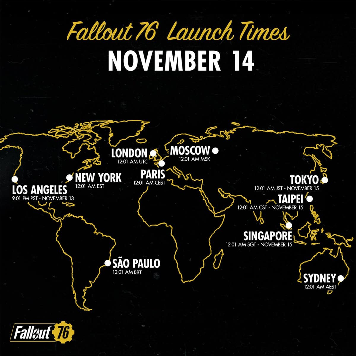 Fallout 76 Adding In New Vaults, PvP Content And More Post