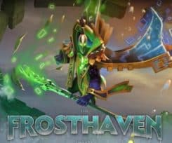 Dota 2 Frosthaven Update: Rubick Arcana Out Now