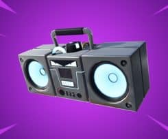 Fortnite v7.10 Content Update #2 Introduces The Boom Box