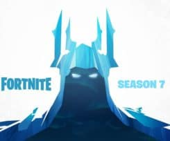Fortnite Devs Release First Season 7 Teaser; Tier 1 Skin, Skiing And More