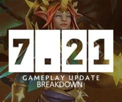 Dota 2 Update 7.21 Meta Breakdown: Hero Buffs And Nerfs