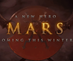 "Dota 2's New Hero ""Mars"" Expected To Release This Week"