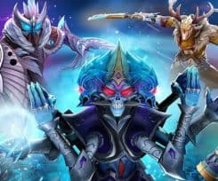 Dota 2 Frostivus Treasure 2 Out Now; Still No Sign Of Mars/ Season 3