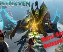 Dota 2 Frosthaven Extended Till January 7th; Mars/Season 3 Delayed?
