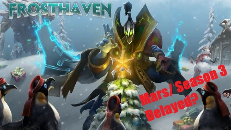 Frosthaven Dota 2
