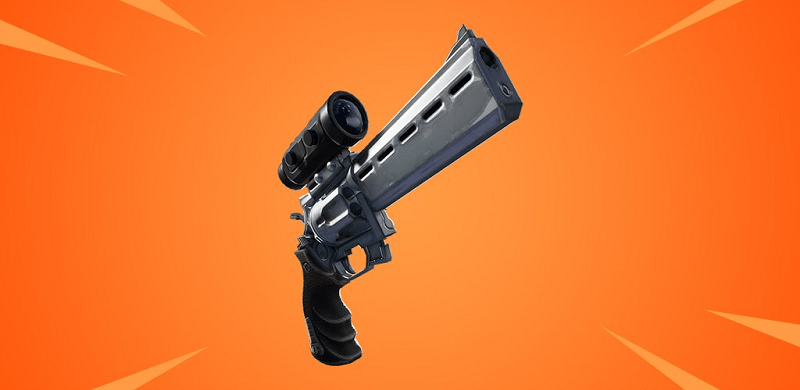 All-New Scoped Revolver Coming To Fortnite Battle Royale Soon