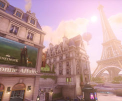 Overwatch New Map Paris Goes Live on PTR