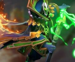 Dota 2: Voice of the Magus Cypher Added For Rubick Arcana