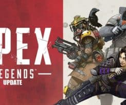 Apex Legends Update Addresses Crashing Issues; Patch Notes Detailed
