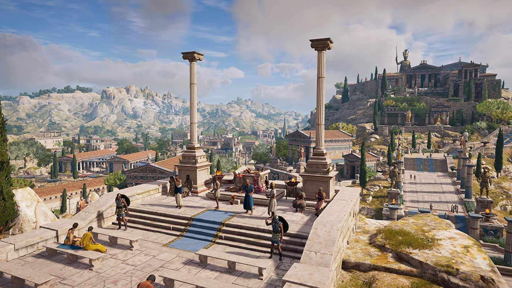 Assassin's Creed - Odyssey Greek