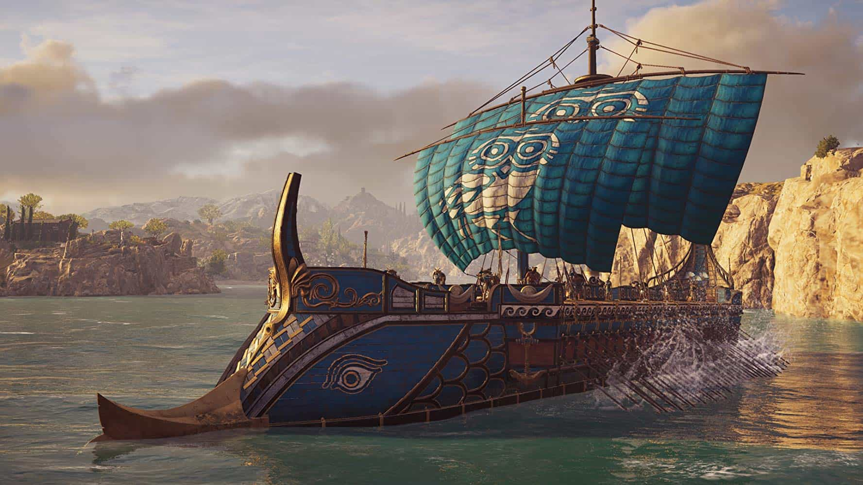 Assassin's Creed - Odyssey Naval